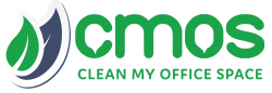 CMOS - Clean My Office Space green logo