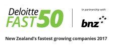 Deloitte's 2017 fast 50 award